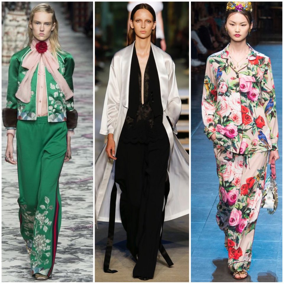 Gucci - Givenchy - Dolce&Gabbana SS16