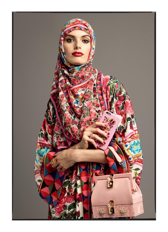 Dolce&Gabbana Abaya e Hijab Collection