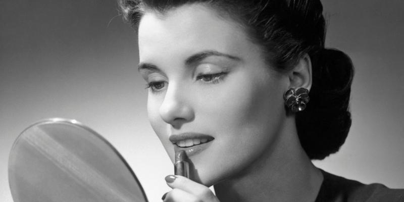 il rossetto negli anni '40