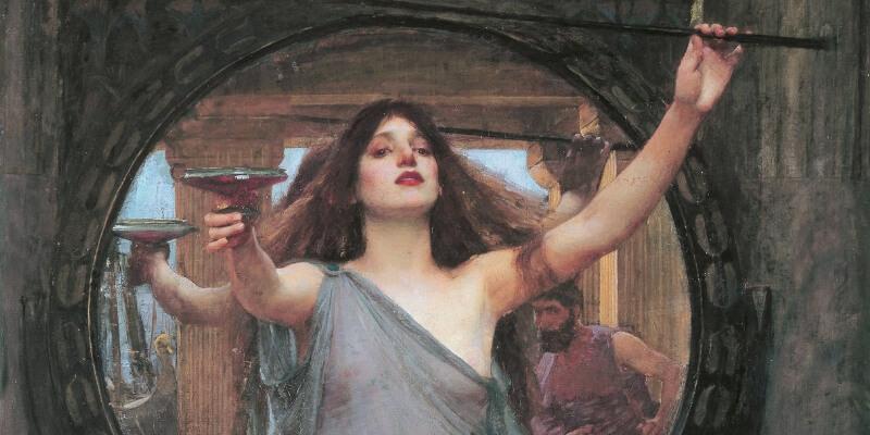 John William Waterhouse - Circe - 1891
