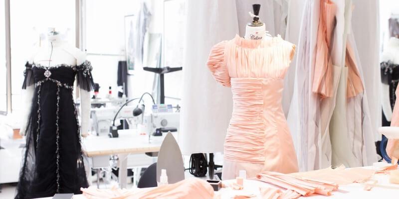 L'atelier haute couture di chanel