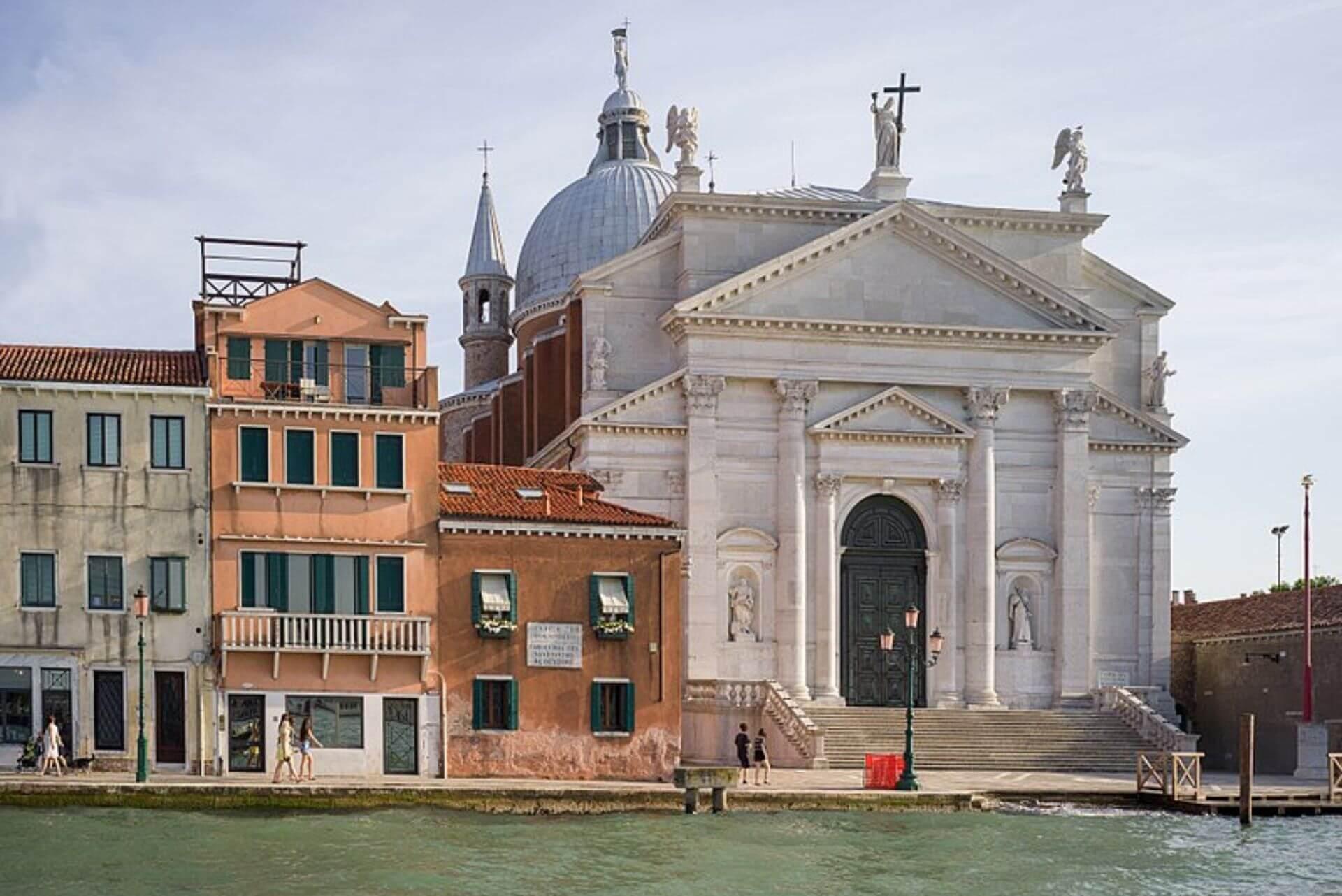 la chiesa del redentore di venezia