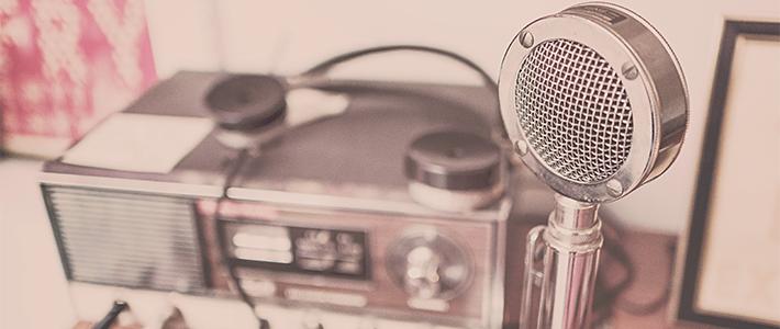Un impianto radiofonico