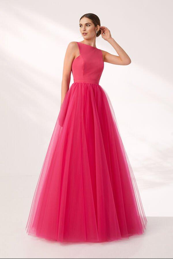 Vestiti da cerimonia rosa