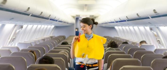 galateo in viaggio assistenti di volo