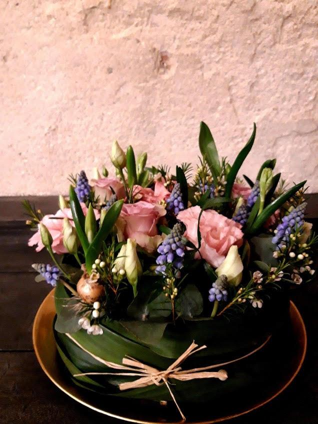 Elisha's Bloemen-voorjaarsworkshop