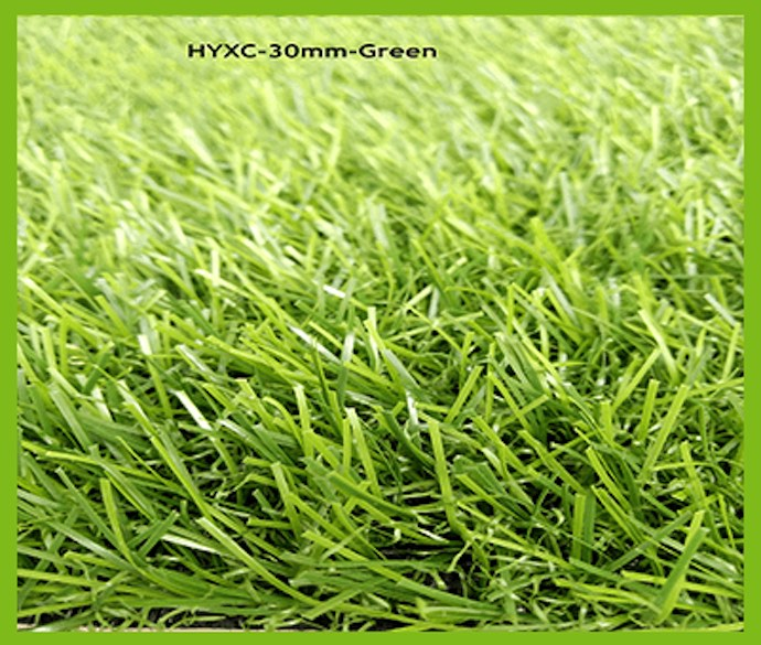 30mm Green Artificial Grass