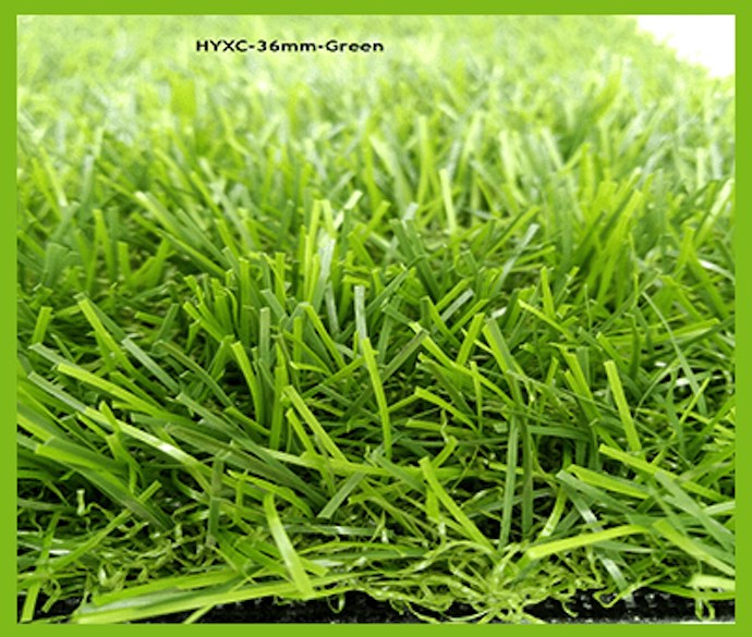 36mm Green Artificial Grass