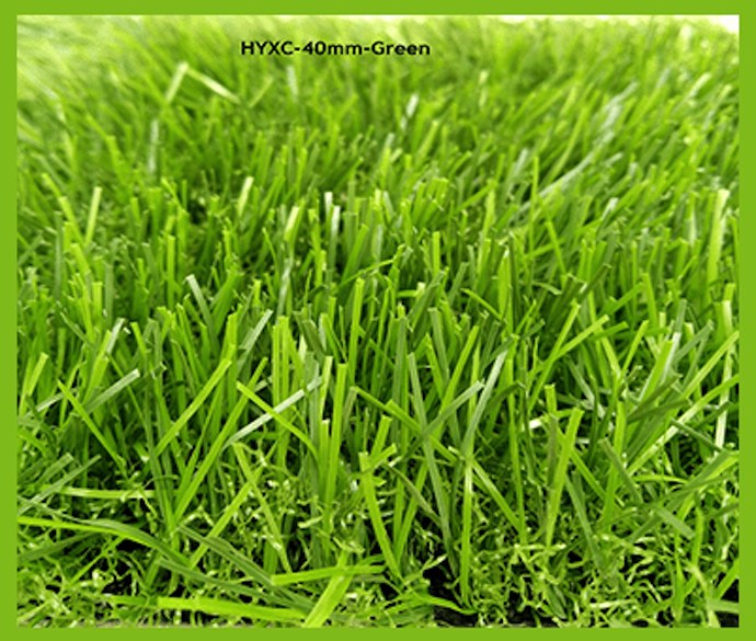 40mm Green Artificial Grass