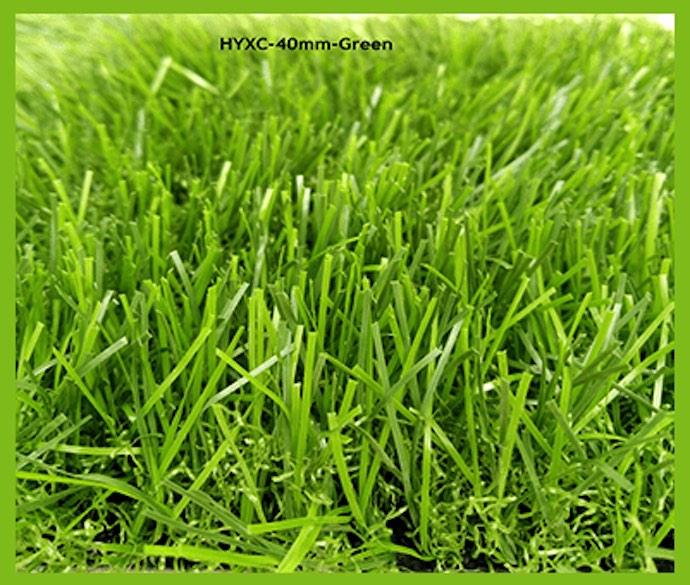 40mm Green Artificial Grass