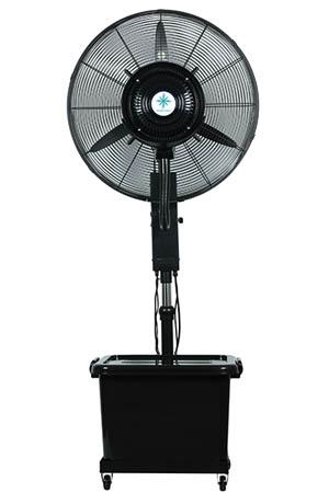 30 inch misting fan