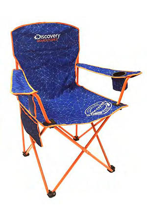 Discovery 400 Camping Chair Featured