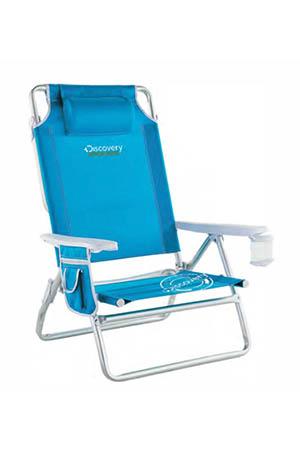 Folding Beach Chair Featured