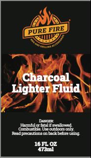 16oZ lighter Fluid