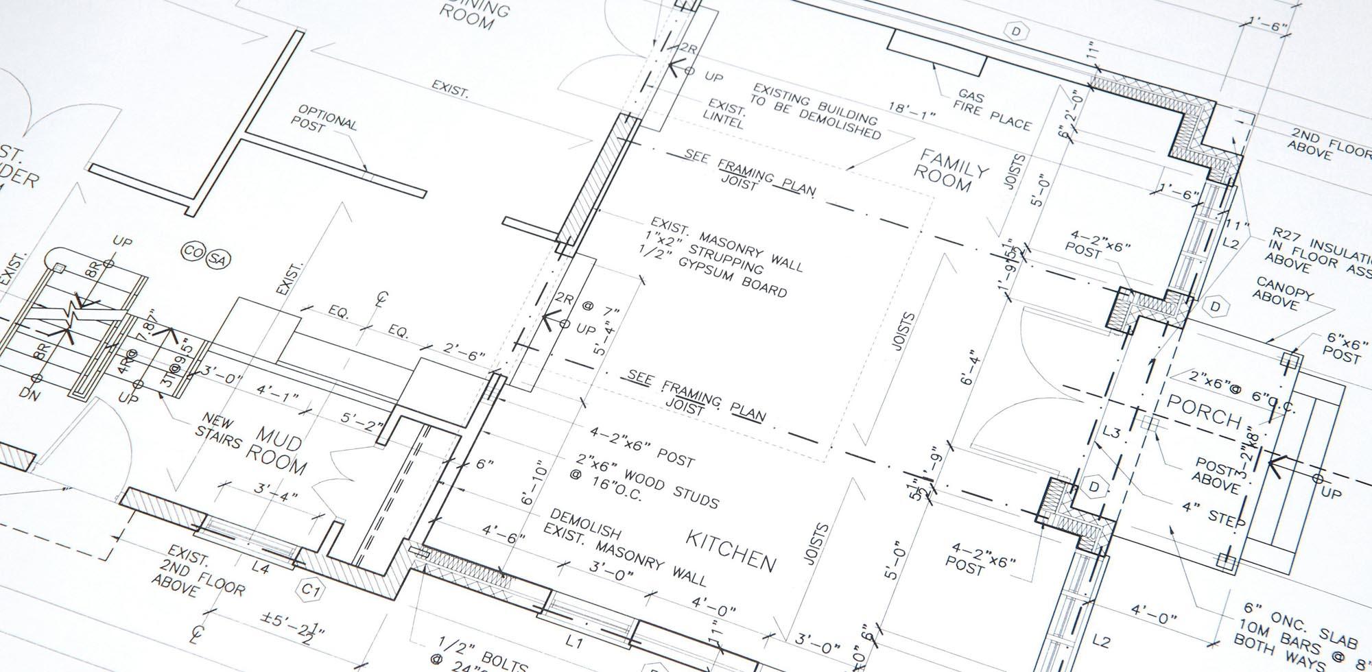 Architecture & Planning Permission