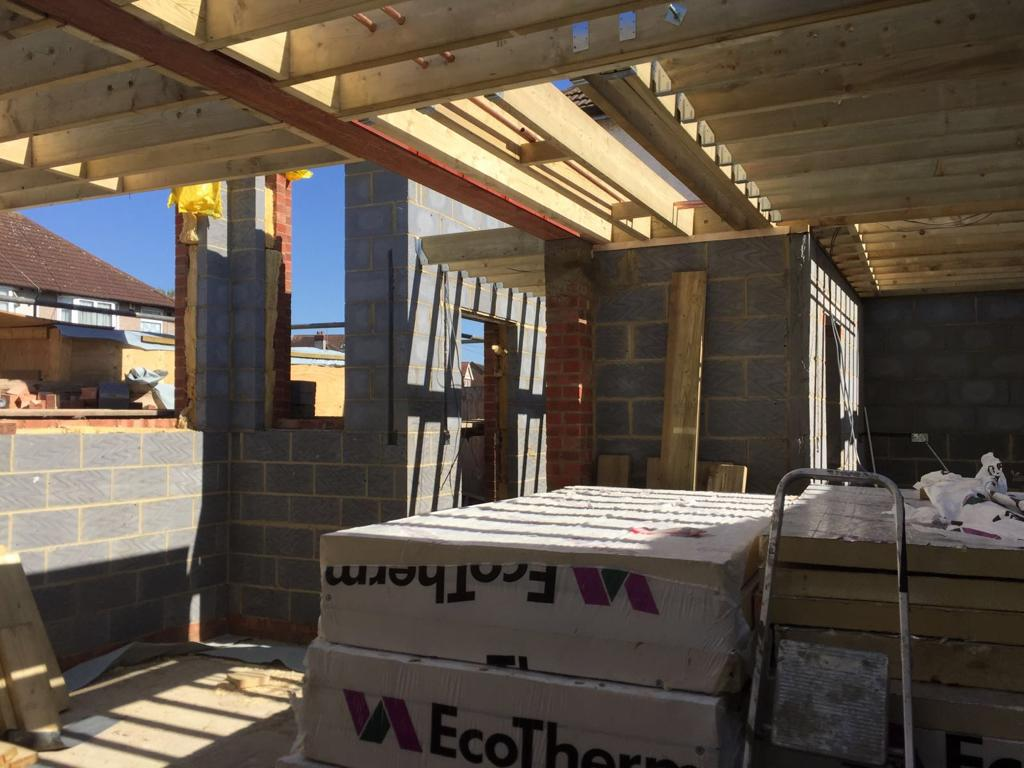 South Harrow New Build and Loft Conversion