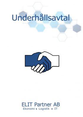 Underhållsavtal