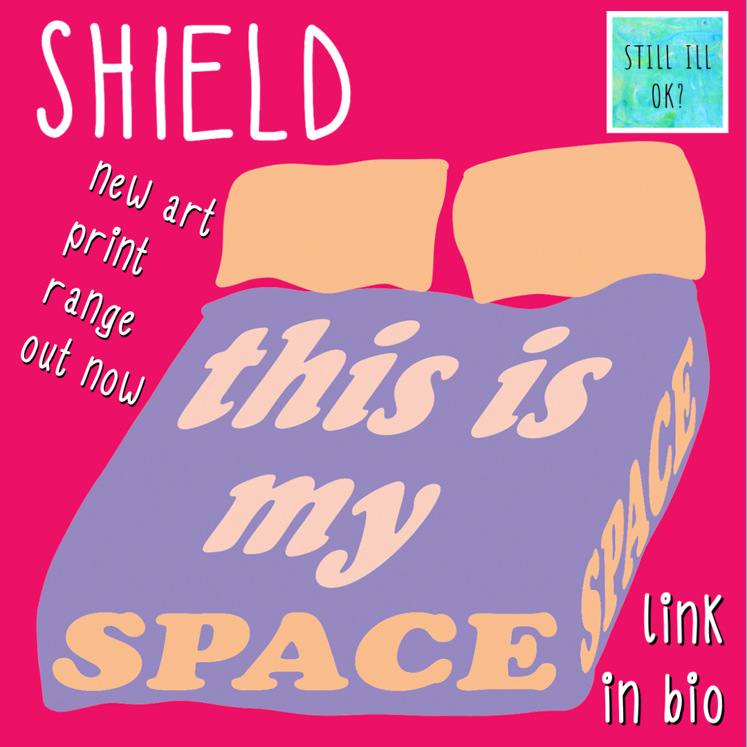 SHIELD Series Now Available in Print