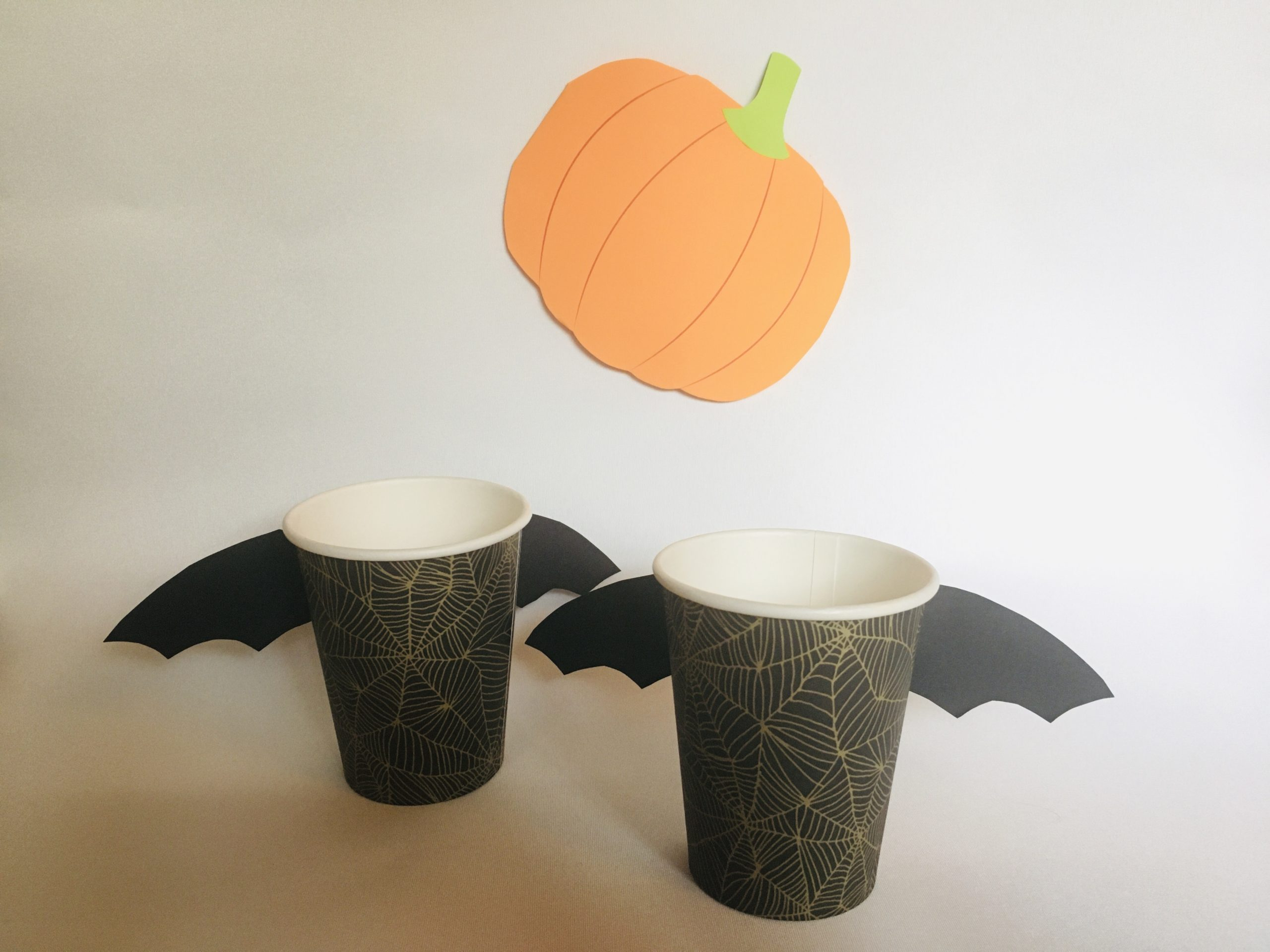 DIY: Halloween krus – flagermus