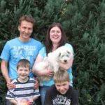 Bluna_02 mit neuer Familie