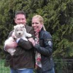 Caruso_02 mit neuer Familie, Rufname Chewbacca