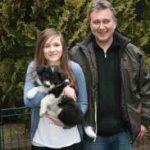Chester_02 mit neuer Familie