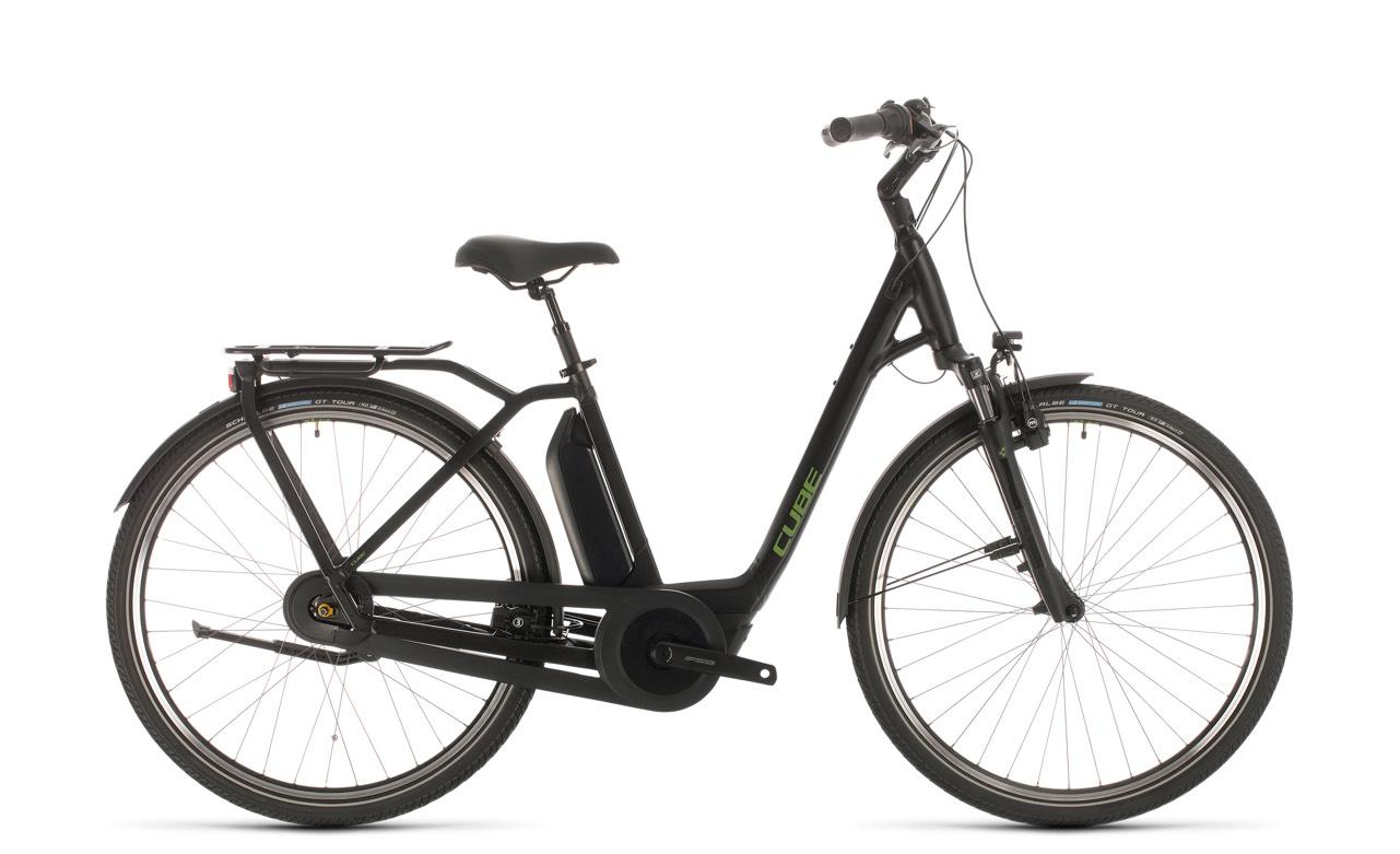 Town Hybrid Pro RT 400, CUBE | Elcykel 2020