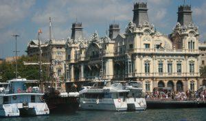elsemarielehman - barcelona -havnerundfart