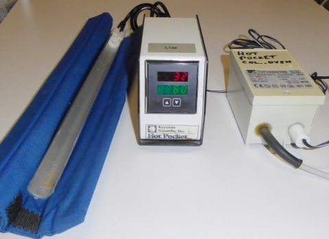 Hot Pocket HPLC Column Oven