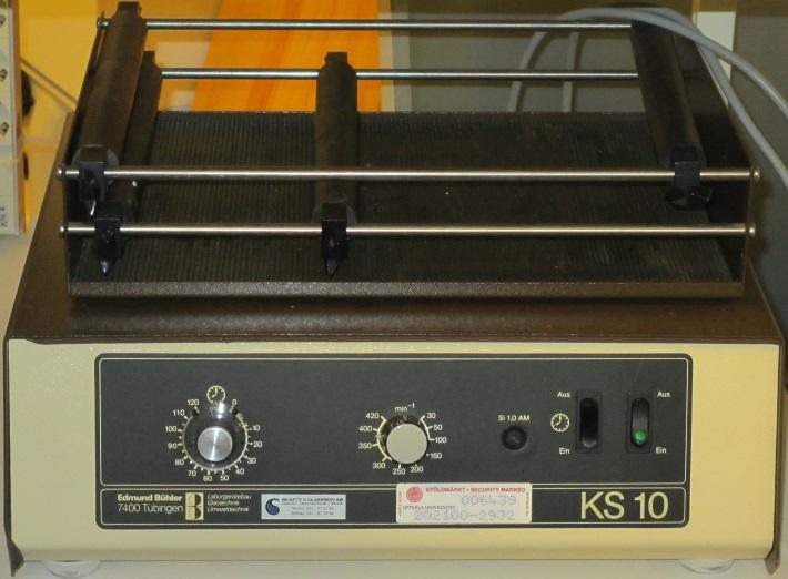 Edmund Bühler KS 10 Shaking Table 60 cm