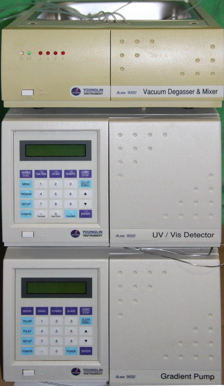 Younglin 9000 Gradient HPLC system