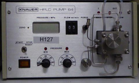 Knauer 64 HPLC Pump
