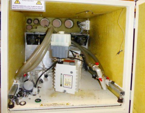 Sound Insulation Cabinet for Vacuum Pump