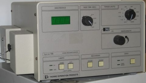 TSP Spectra 100 UV Detector