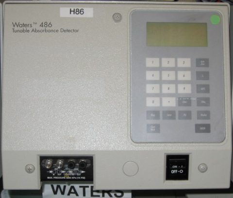 Waters 486 UV Detector