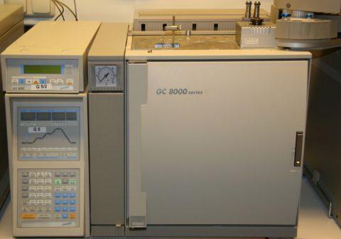 Fison GC 8000 Capillary GC with Autosampler