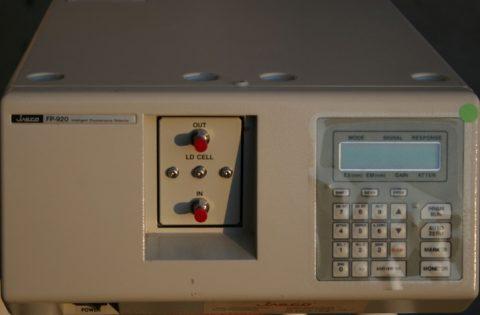 Jasco FP 920 fluorescence detector