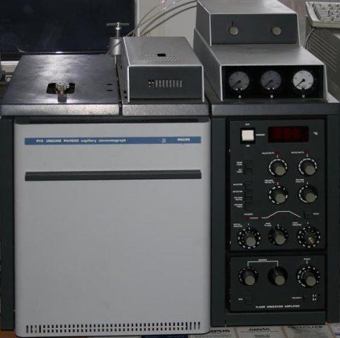Pye Unicam PU4500 Capillary GC