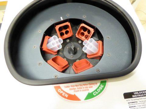 Horizon 24 x 15 ml centrifuge rotor