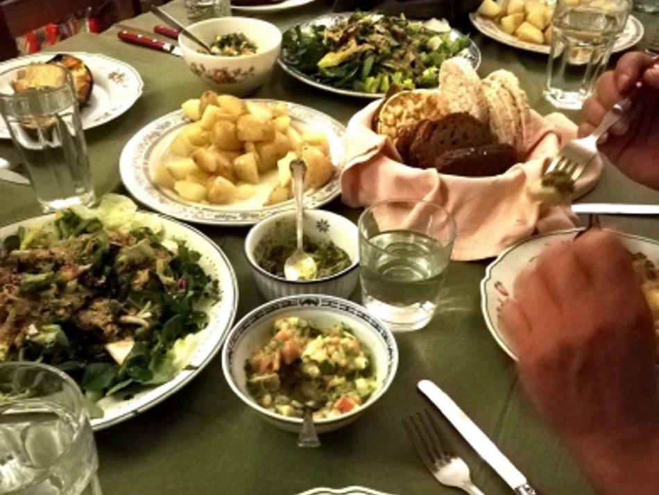 Vegan and Vegetarian catering: