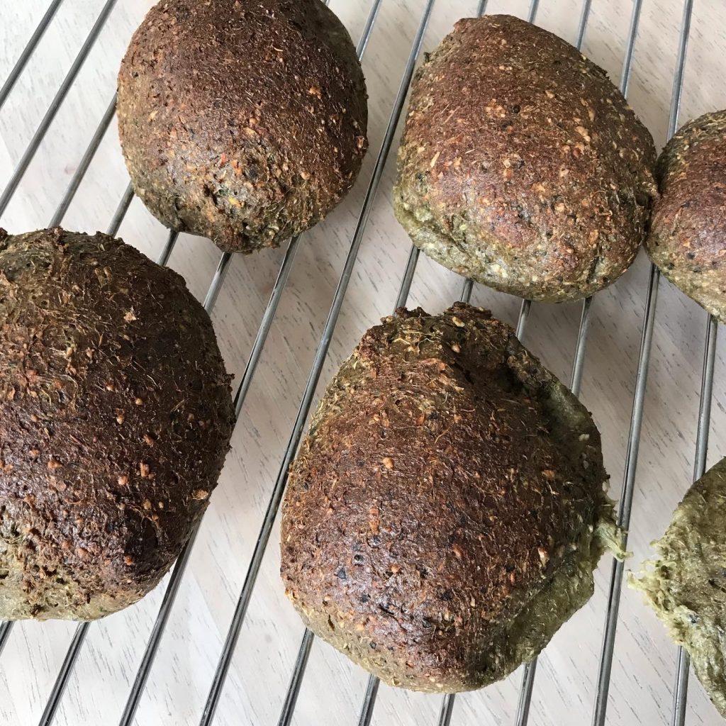 Veganske glutenfri boller