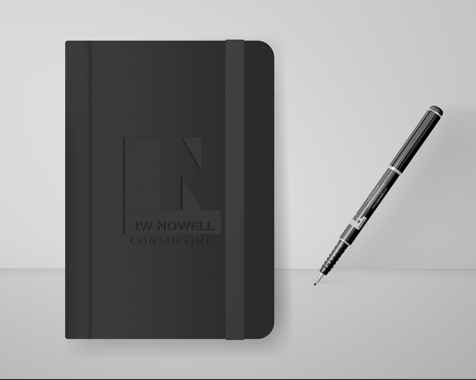 Personalised Notebooks & Pens
