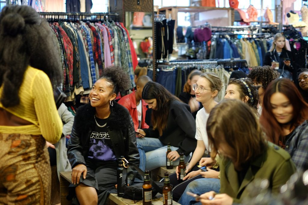 gal-dem Making Ethical Fashion Mainstream Event