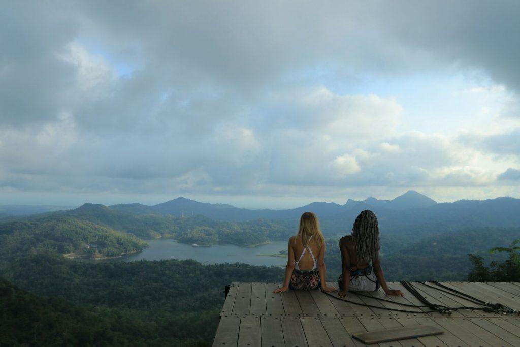 Indonesia - by Kalibiru National Park