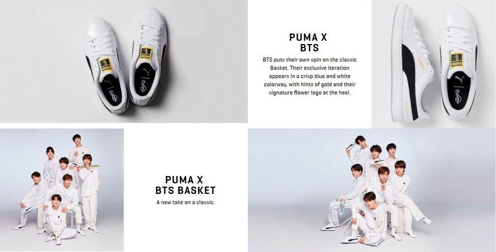 PUMA - PDP - BTS