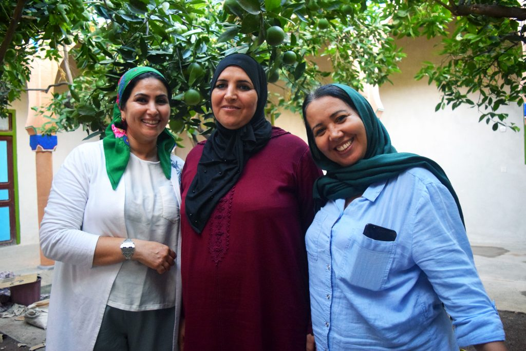 EBM - argan co-operative women