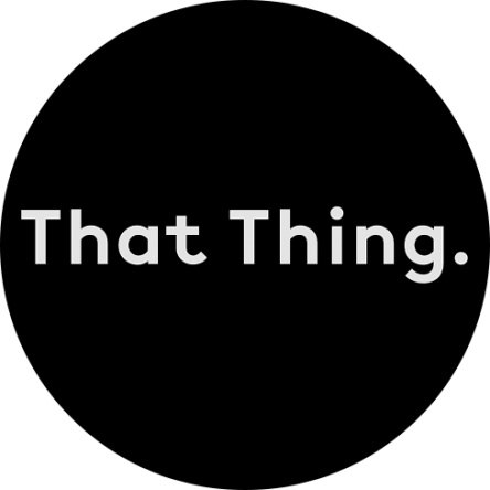 Joh Rindom - ThatThing