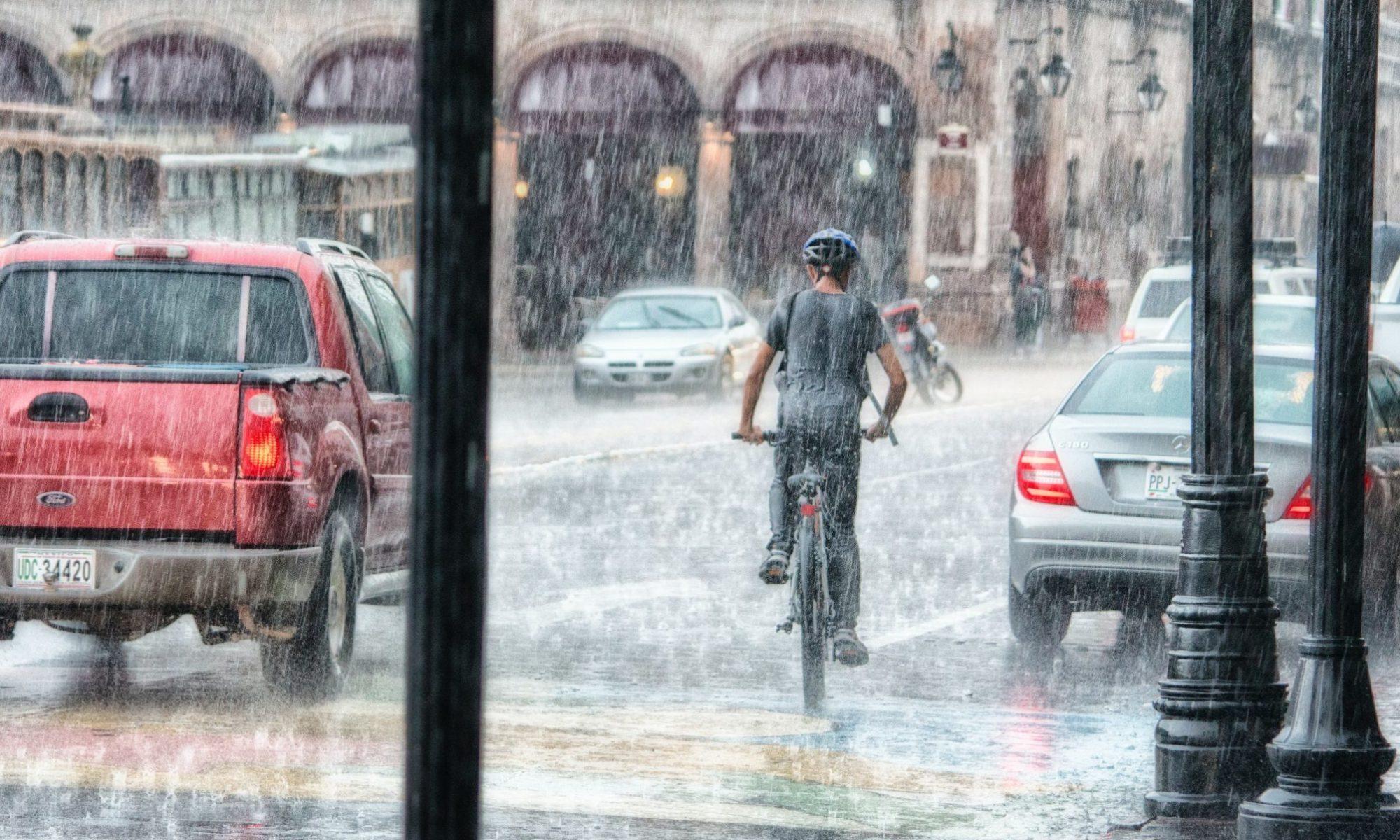 Wasser, Regen, Starkregen