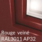 Rouge veiné Ral3011