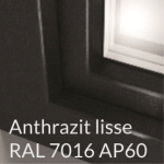 Anthracite lisse RAL7016